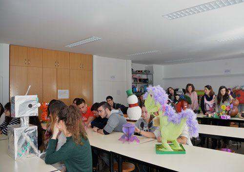 Grado en Educación Infantil - Facultad de Educación de Soria