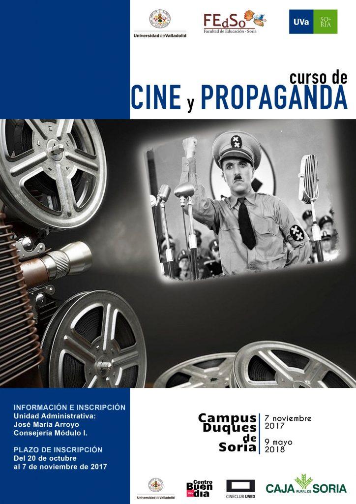 Curso de cine y propaganda