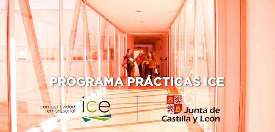 Información para Soria de prácticas para titulados universitarios del Instituto para la Competitividad Empresarial de Castilla y León (ICE)