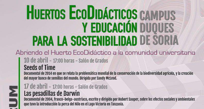 Huertos EcoDidácticos y Educación para la Sostenibilidad