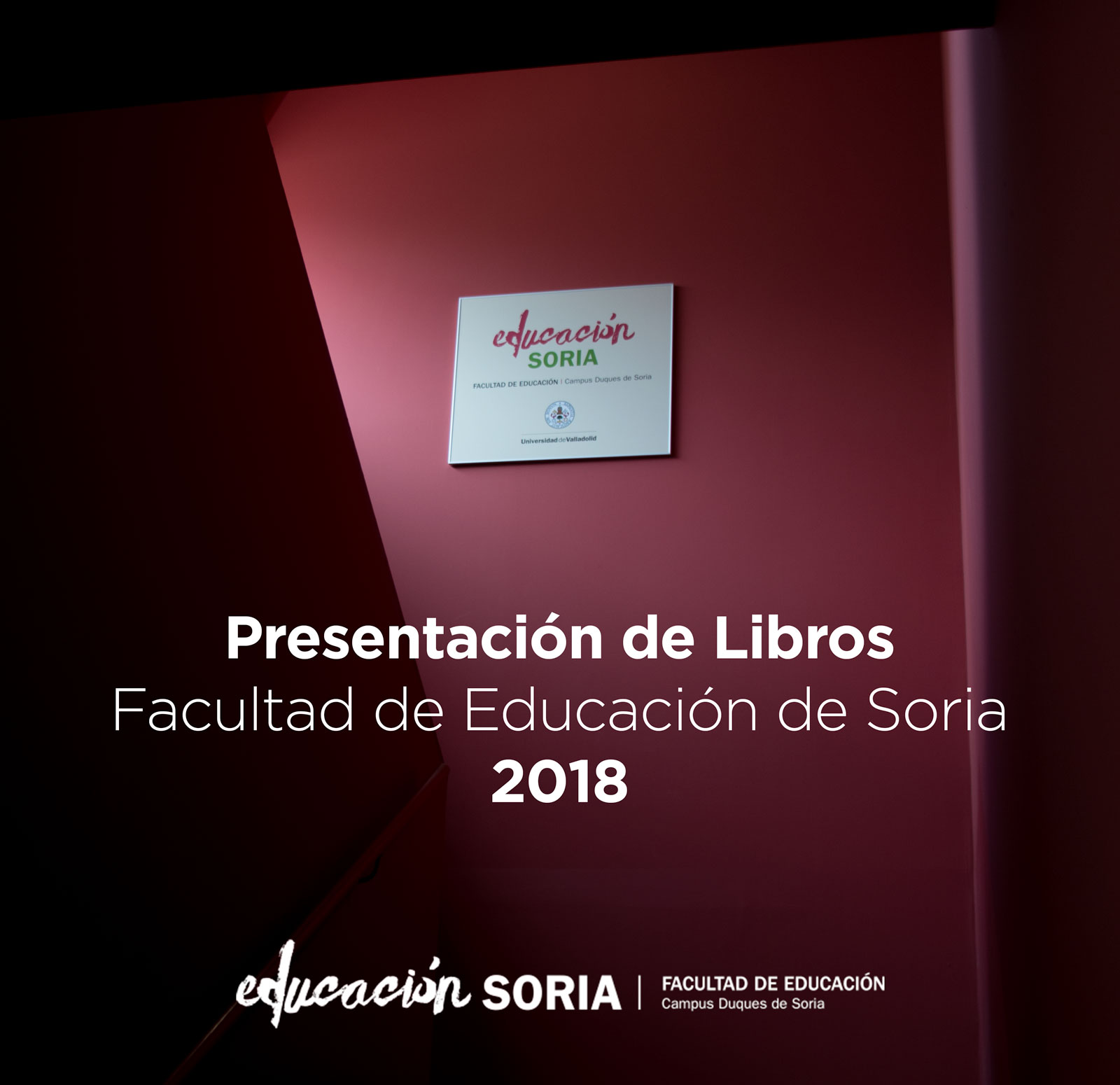 Invitación A La Presentación De Libros Facultad De